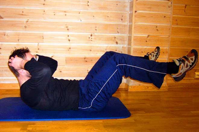 Magetrening effektivt treningsprogram Trening.no