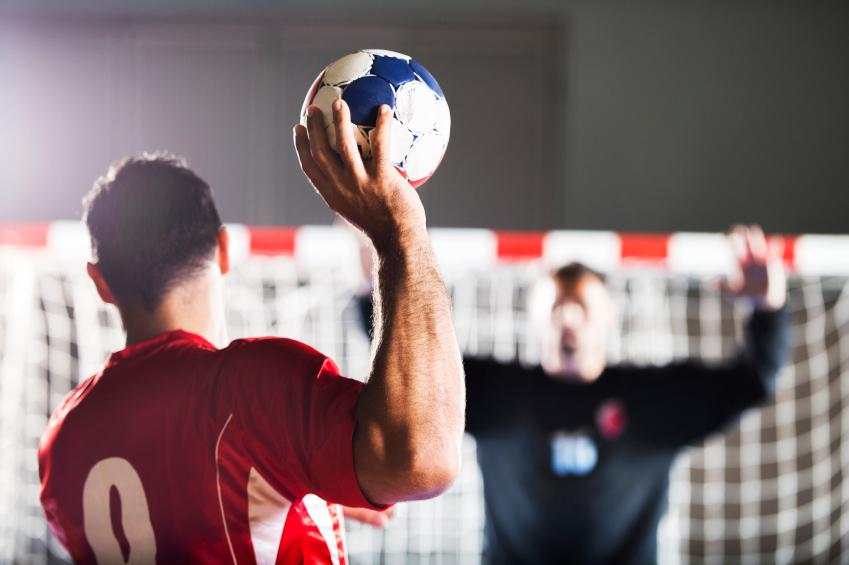 målvakt håndball øvelser