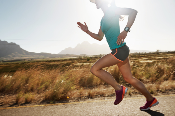 I run to breathe the fresh air