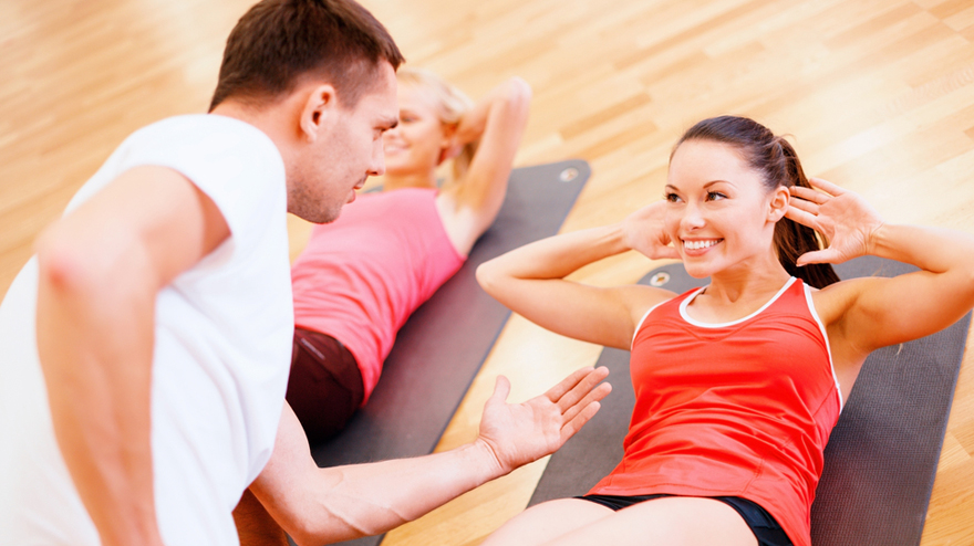 5b072984 Gå ned 5 kilo på 3 uker med disse øvelsene - Trening.no