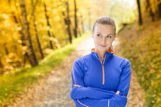 http://www.dreamstime.com/stock-photo-sporty-woman-runner-listens-to-music-nature-active-listening-outdoor-exercise-image37458290