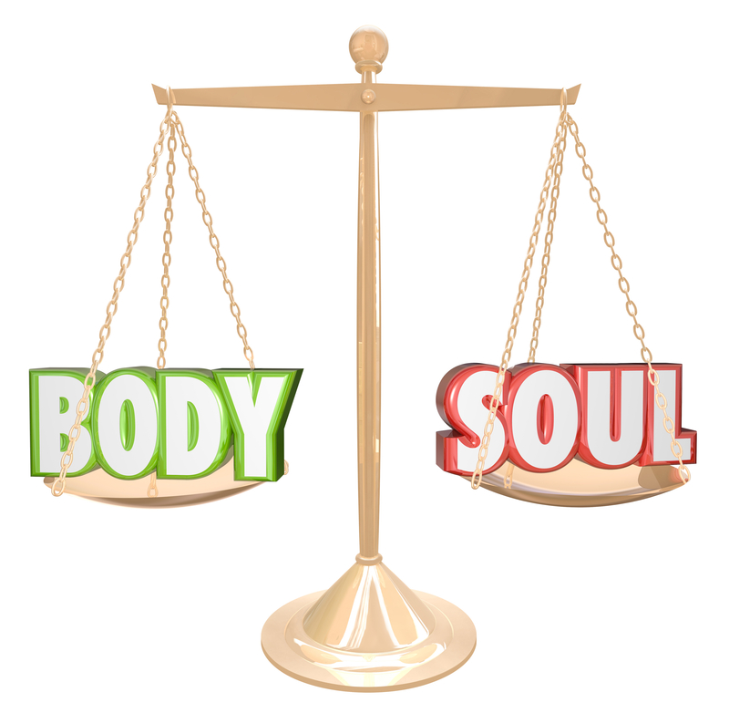 http://www.dreamstime.com/stock-image-body-soul-words-scale-balance-weighing-total-health-weighed-perfect-to-illustrate-goal-complete-joy-image34058831