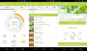 Lifesum er en av mange apper som kan hjelpe deg med å kontrollere kostholdet.