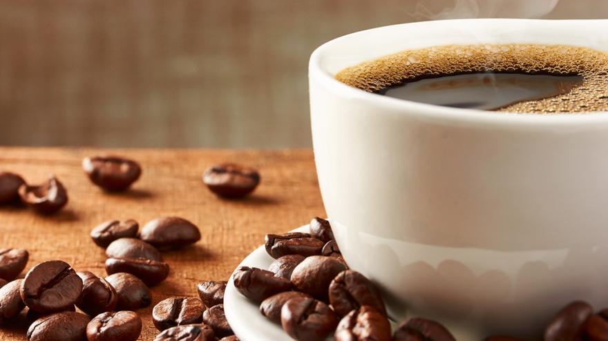 koffein i kaffe og te