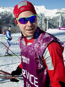 Eirik Myhr Nossum: Tidligere langrennsløper, langrennstrener, daglig-og sportslig leder i LYN SKI.