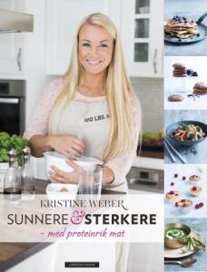 Sunnere og sterkere skrevet av Kristine Weber.