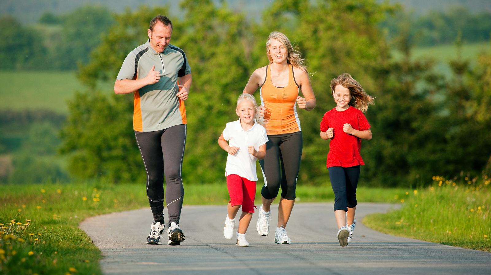 trening og helse