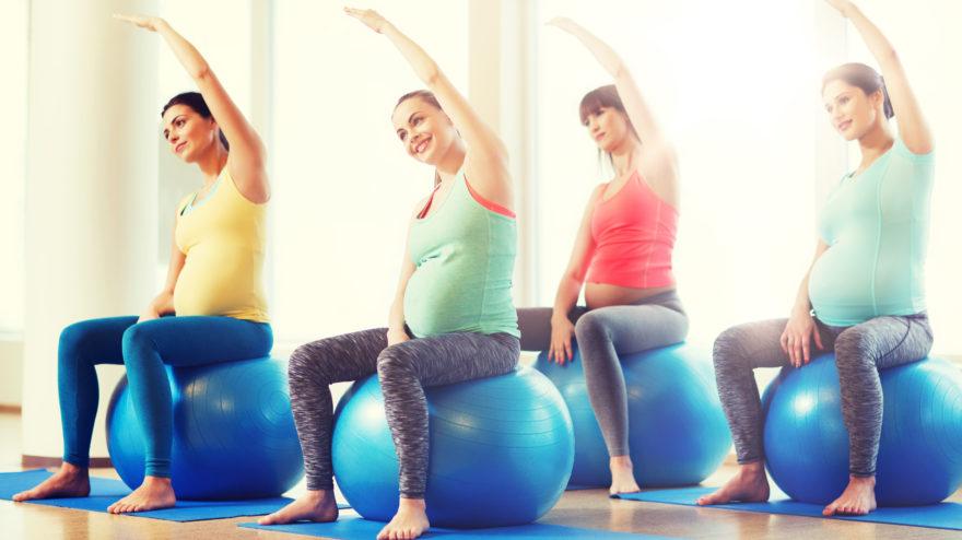 vektnedgang etter graviditet