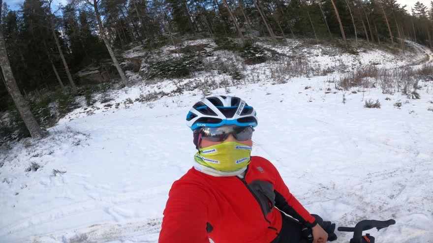 Sykkeltrening på vinterstid
